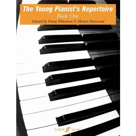 FannyWaterman: Young Pianist's Repertoire Book 1 (Piano Solo)