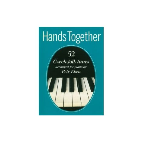 Hands Together: 52 Czech Folk-tunes for piano