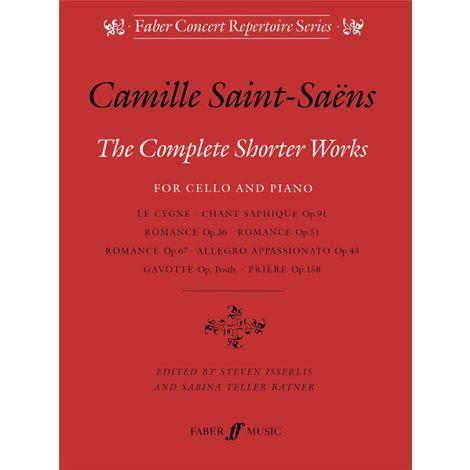 Complete Shorter Works for Cello & Piano