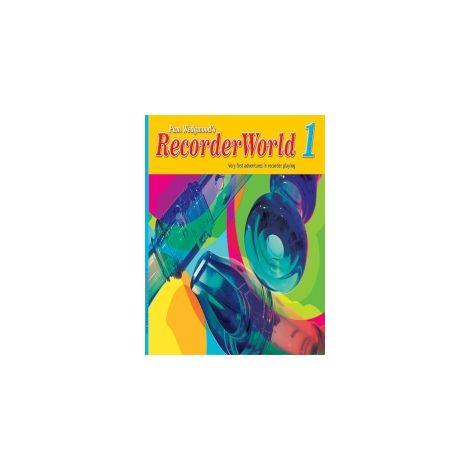 RecorderWorld 1 (Pupil's Book)