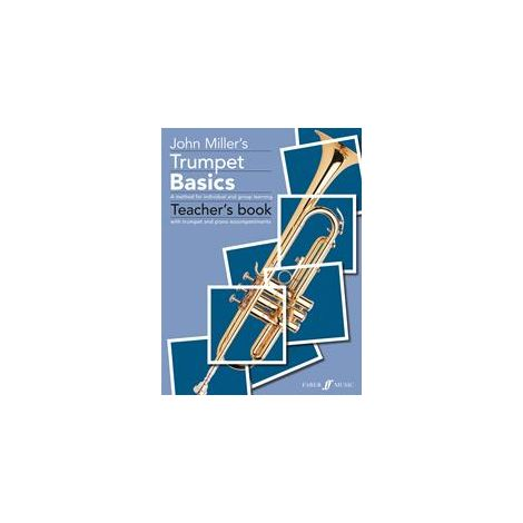 Trumpet Basics Teacher's Book