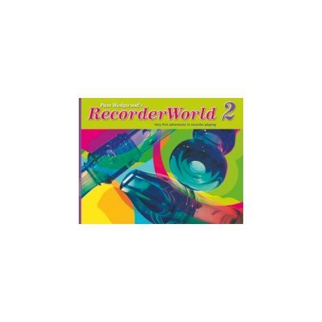 RecorderWorld 2 (Pupil's Book)