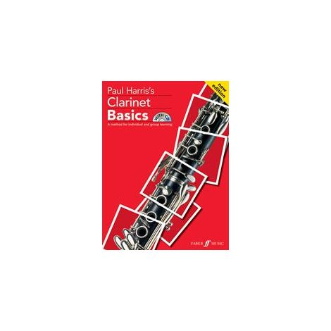 Clarinet Basics Pupils Books (with CD)