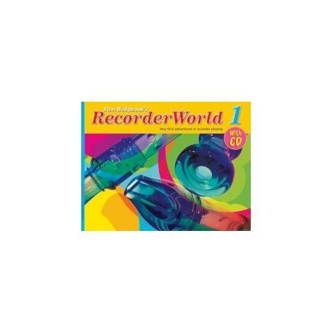 RecorderWorld 1 (Pupil's Book/CD)
