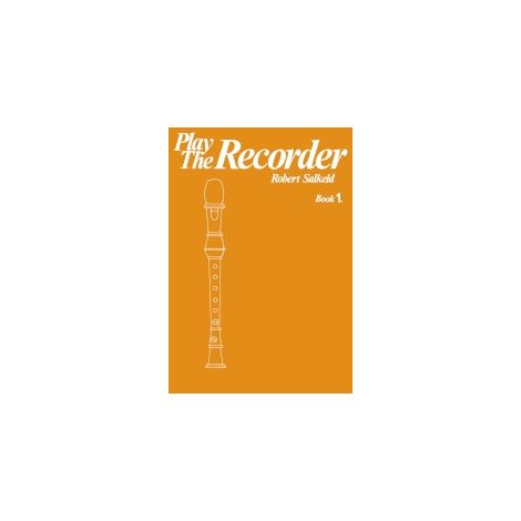 Play The Recorder Book 1