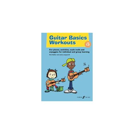 Guitar Basics Workouts