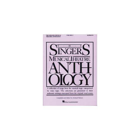 Singers Musical Theatre: Soprano Volume 2