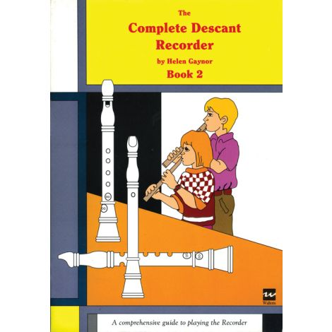 Complete Descant Recorder | Tutor | Volume 2
