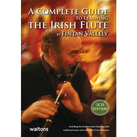 Vallely | A Complete Guide to Learning the Irish Flute & 2 CDs