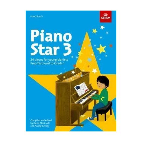 Piano Star Book 3
