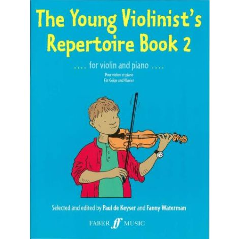 The Young Violinist's Repertoire Book 2