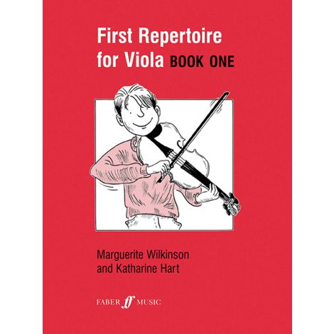 First Repertoire For Viola Book One