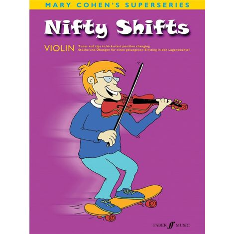 Mary Cohen: Nifty Shifts!
