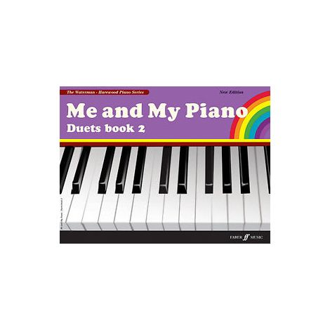 Me And My Piano Duets Book 2