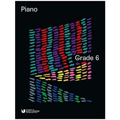 LCM PIANO HANDBOOK 2018-2020 Grade 6