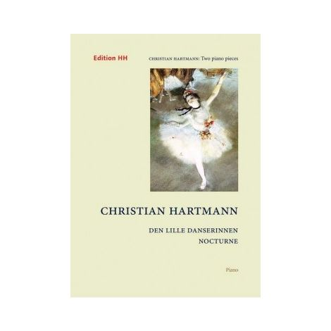 Hartmann: Two Piano Pieces