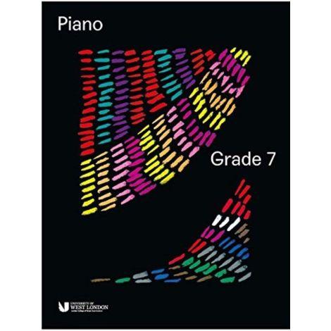 LCM PIANO HANDBOOK 2018-2020 Grade 7