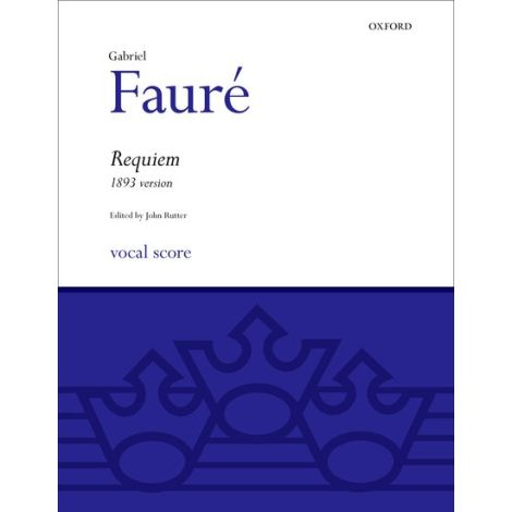 Faure Requiem (1893 version)