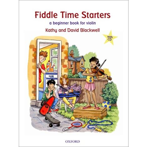 Fiddle Time Starters + CD