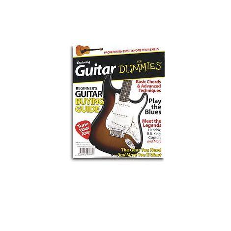 Exploring Guitar For Dummies