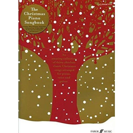 The Christmas Piano Songbook