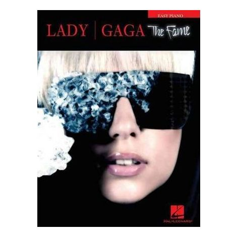 Lady GaGa: The Fame Easy Piano