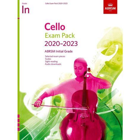 ABRSM Cello Exam Pack 2020-2023 Initial Grade