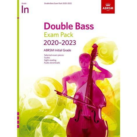 ABRSM Double Bass Exam Pack 2020-2023 Initial Grade