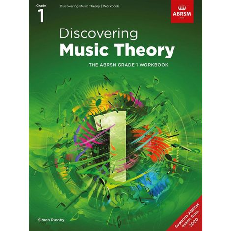 ABRSM Discovering Music Theory - Grade 1