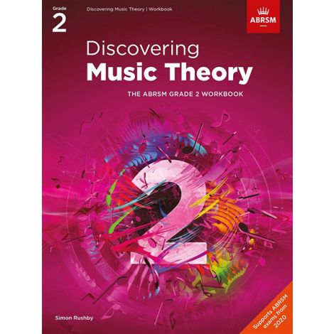 ABRSM Discovering Music Theory - Grade 2