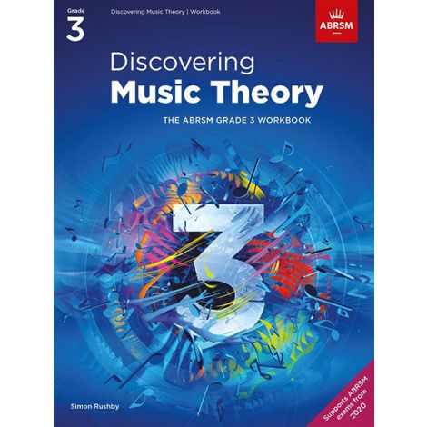 ABRSM Discovering Music Theory - Grade 3