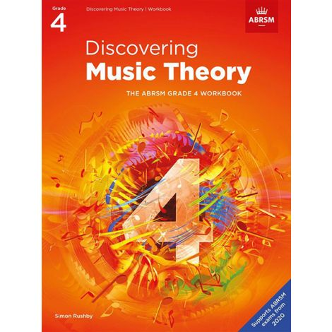 ABRSM Discovering Music Theory - Grade 4