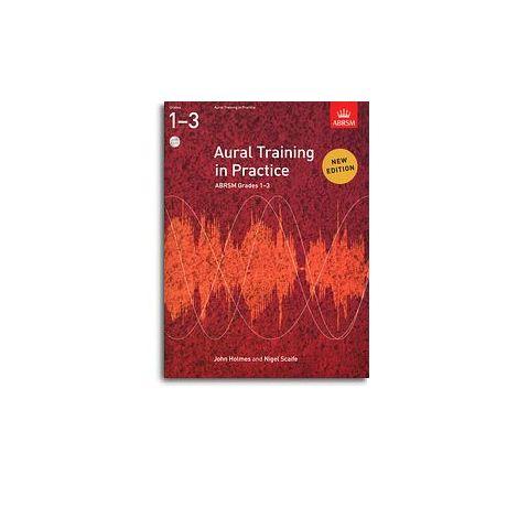 Aural Training In Practice: Book 1 - Grades 1-3 (Book/2 CDs)