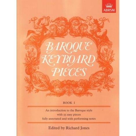 Baroque Keyboard Pieces, Book 1