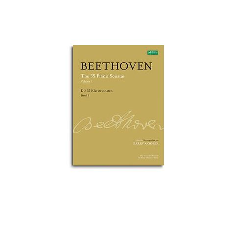 Ludwig Van Beethoven: The 35 Piano Sonatas Volume 1