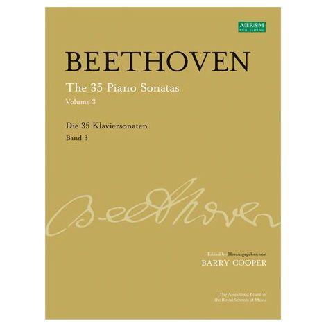 Beethoven: The 35 Piano Sonatas Volume 3