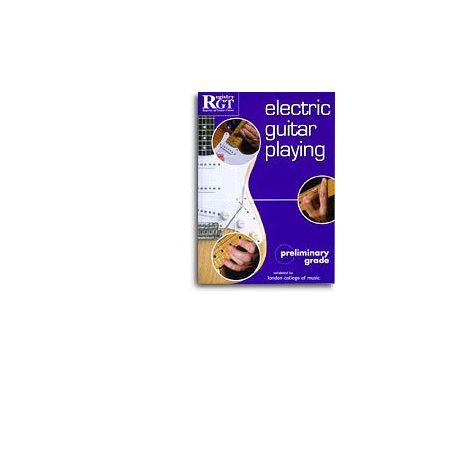 Registry Of Guitar Tutors: Electric Guitar Handbook - Preliminary Grade