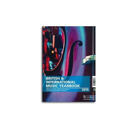 The British & International Music Yearbook: 2015 (Black & White)
