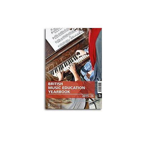 British Music Education Yearbook 2015-2016