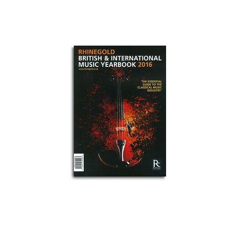 The British & International Music Yearbook: 2016