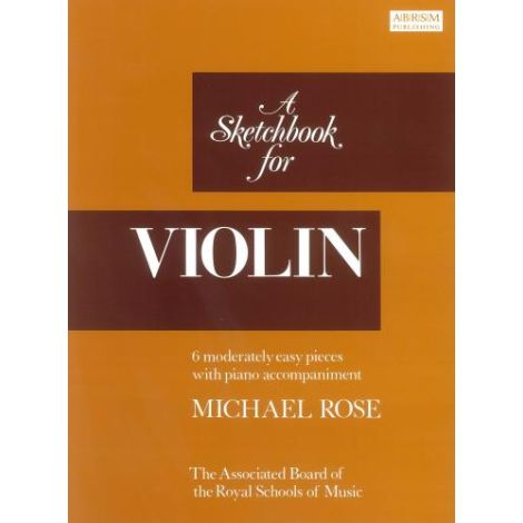 A SKETCHBOOK FOR VIOLIN