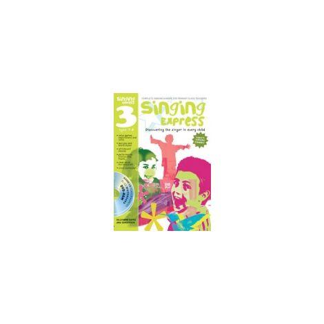 Singing Express 3 (Book + DVD-Rom Pack)