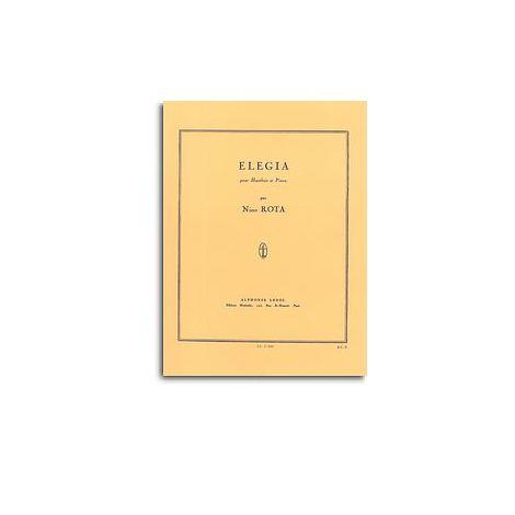 Nino Rota: Elegia (Oboe/Piano)
