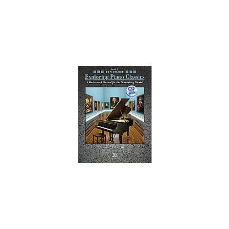 Bachus: Exploring Piano Classics Repertoire Level