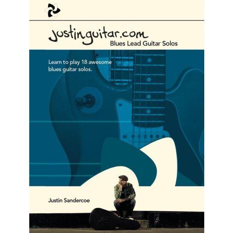 Justinguitar.com Blues Lead Guitar Solos