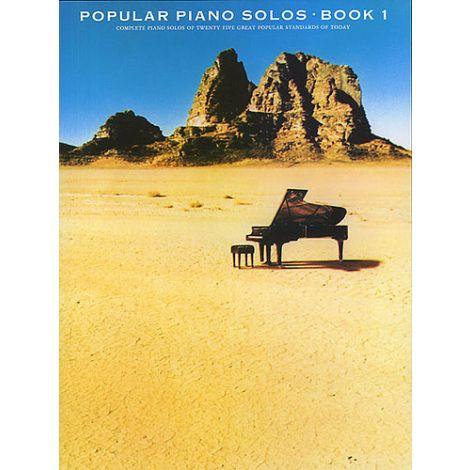 Popular Piano Solos Book 1