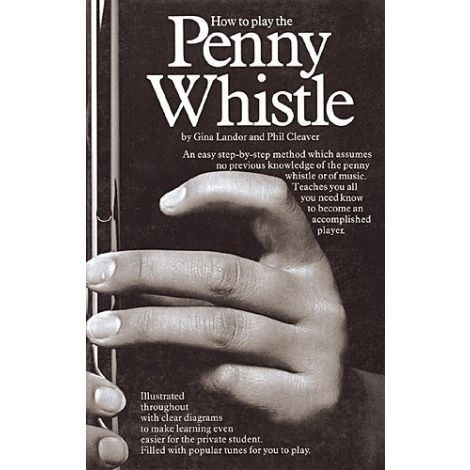 How To Play The Penny Whistle