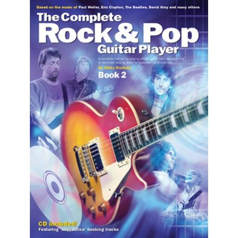 The Complete Rock And Pop Guitar Player: Book 2 (Revised Edition)