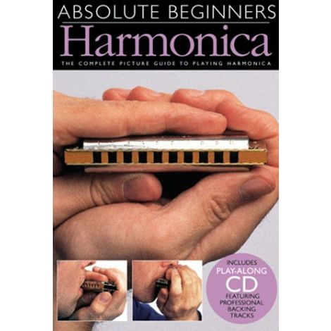 Absolute Beginners: Harmonica (Compact Edition)