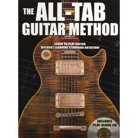 Alex Davis: Complete All-Tab Guitar Method For Beginners